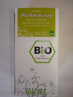B8-Pfefferminze