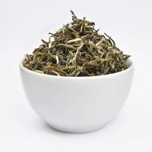 Weißer und Roter Tee