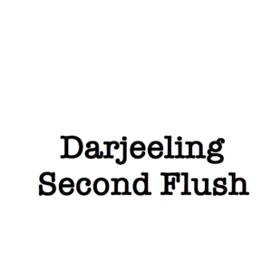 Darjeeling - Second Flush